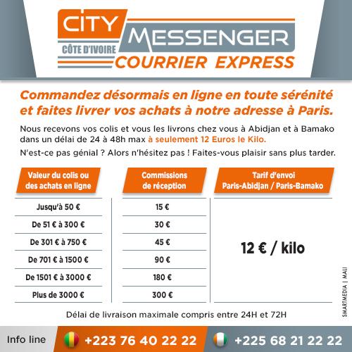 city messenger envoi de colis courrier express et livraison de courriers express depuis. Black Bedroom Furniture Sets. Home Design Ideas